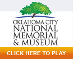 Thom Shanker at the Oklahoma City National Memorial & Museum